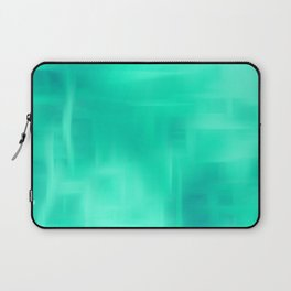 Aqua Texture Laptop Sleeve