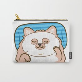 Your face, your fate. Carry-All Pouch