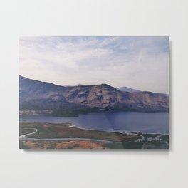 derwent water, lake district, cumbria, uk. Metal Print