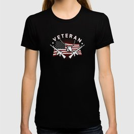 U.S. Veteran For The Defender Of Freedom T-shirt