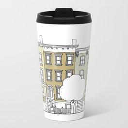Brooklyn (color) Metal Travel Mug