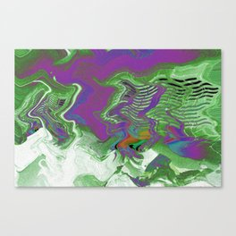 ROOMBOUND Canvas Print