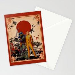 Beatrix and Leonardo Stationery Cards