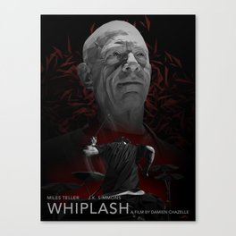 WHIPLASH (variant) Canvas Print