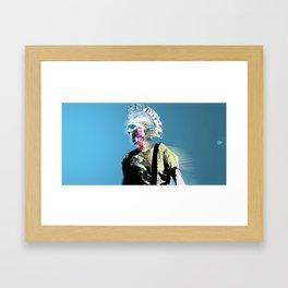 Un Nouveau Garçon (day version) Framed Art Print