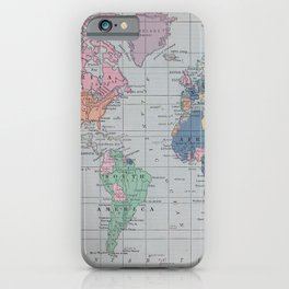 Lost Without You iPhone Case