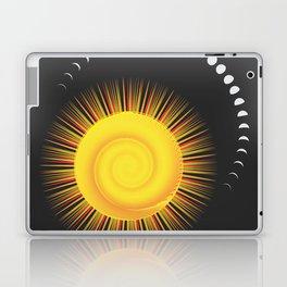 Measuring Time Laptop & iPad Skin