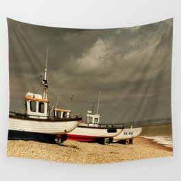 Under The Storm Wall Tapestry