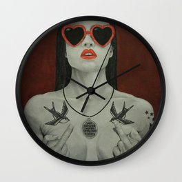 Well behaved Wall Clock