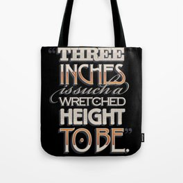 Wretched Height Tote Bag