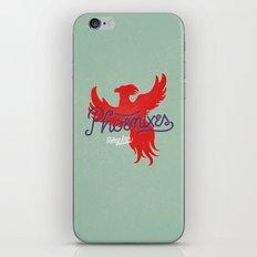 Phoenixes iPhone & iPod Skin
