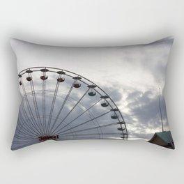 Copenhagen ferris wheel Rectangular Pillow