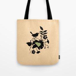 South Carolina - State Papercut Print Tote Bag