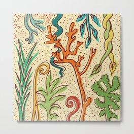 magical plants Metal Print