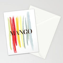 MAngo Stationery Cards