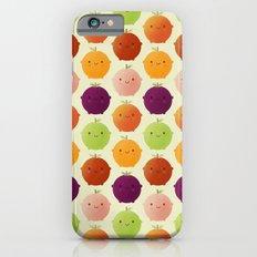 Cutie Fruity (Watercolour) Slim Case iPhone 6s