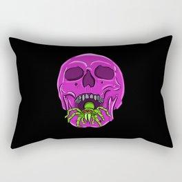 choked up Rectangular Pillow