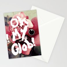 OH MY GLOB! Stationery Cards