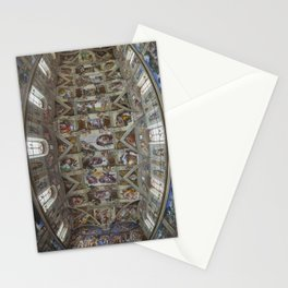 Sistine Chapel  Stationery Cards