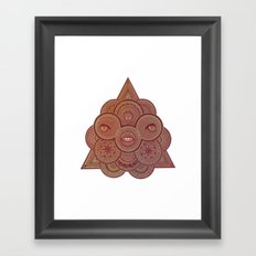 Euclidean Perfection Framed Art Print