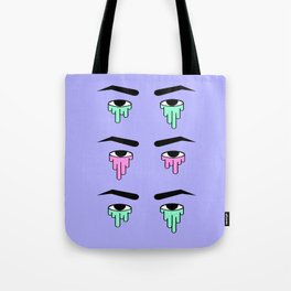 Stare-down Tote Bag