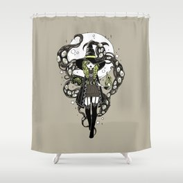 Walpurgis Night Shower Curtain
