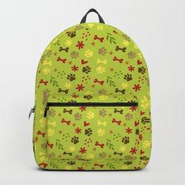 Good Dog - Christmas Colors Backpack