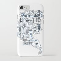 elsa iPhone & iPod Cases featuring Elsa  by MollyW