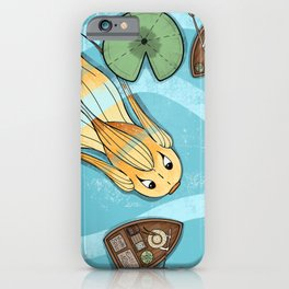 Pumpkin Fish iPhone Case
