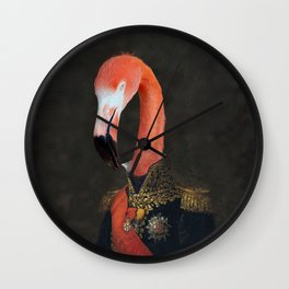 Shrimpfinder General Wall Clock