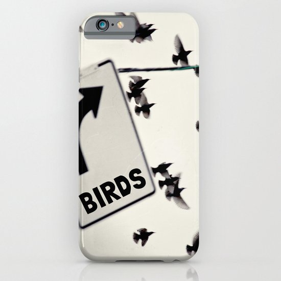 this way birds iPhone & iPod Case