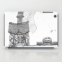 bauhaus iPad Cases featuring Anti-Bauhaus by boondock