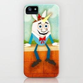 Humpty Dumpty Unicorn iPhone Case