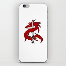 DragonSword iPhone Skin