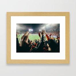 Ultras 008 Framed Art Print