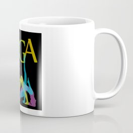 Yoga addicts Coffee Mug