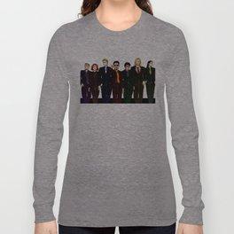 Suitvengers Long Sleeve T-shirt