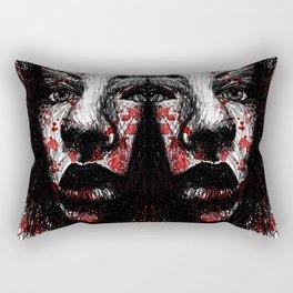 broken wings Rectangular Pillow