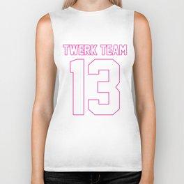 #TWERKTEAM13 Biker Tank