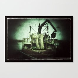 Murky Waters Canvas Print
