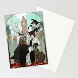 The Choir of the Healing Church Stationery Cards