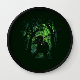 war of zelda Wall Clock