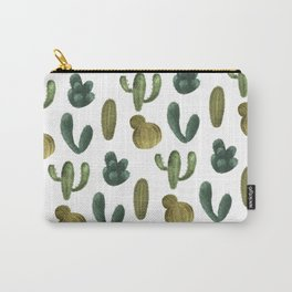 Cacti Party Carry-All Pouch