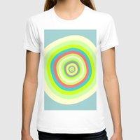 circles T-shirts featuring Circles by akamundo