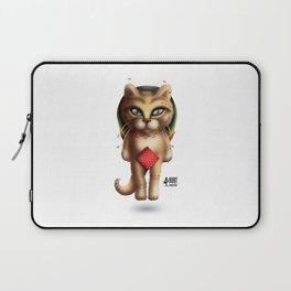 Rastaman Cat Laptop Sleeve