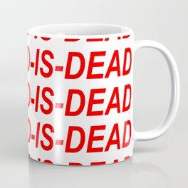 1-800-GOD-IS-DEAD Coffee Mug