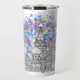 Splash | Moscow Travel Mug