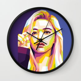 TWICE Jeongyeon Wall Clock
