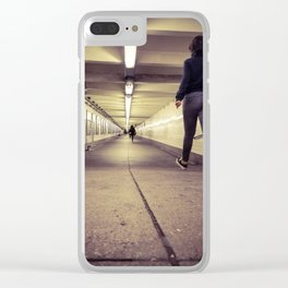 Scorpio Clear iPhone Case