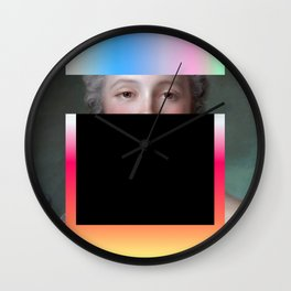 Composition 0152018 Wall Clock